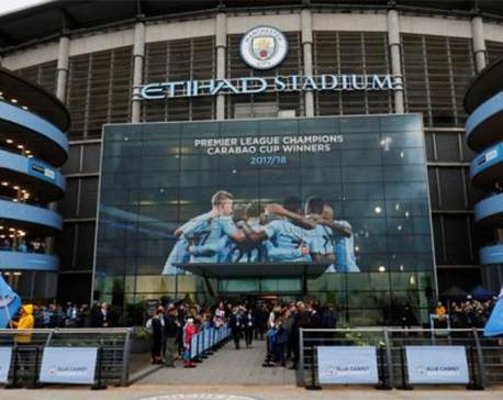 City wary of Shakhtar threat as European reunion looms