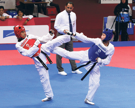 Taekwondo coach rues poor preparations and meager investment