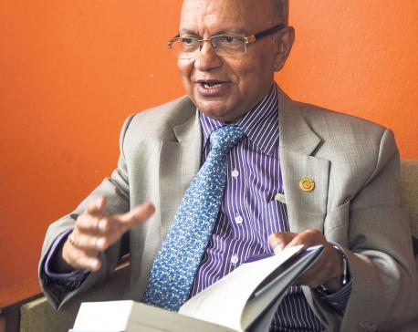 Kul Chandra Gautam's memoir to be launched
