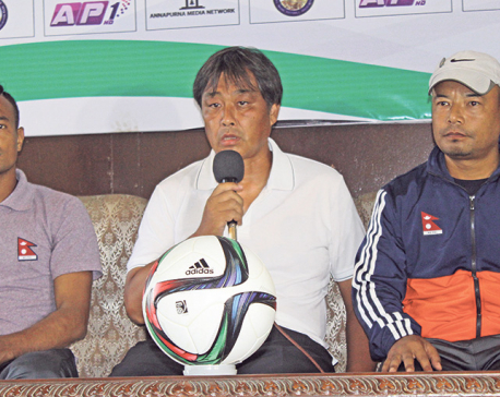 Nepali football team's head coach Koji prohibited from entering Nepal