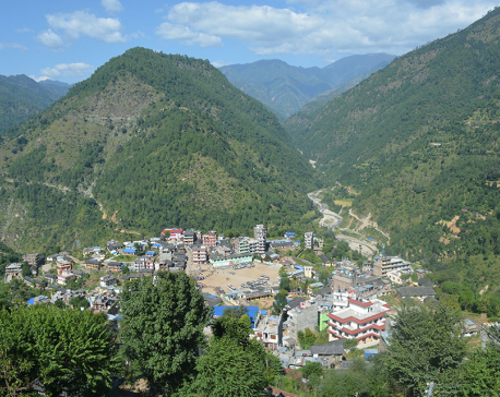 Development activities picking up Rolpa