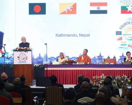 BIMSTEC countries should stand united against terrorism: PM Modi