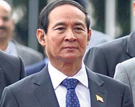 Myanmar, Sri Lankapresidents to visitLumbini
