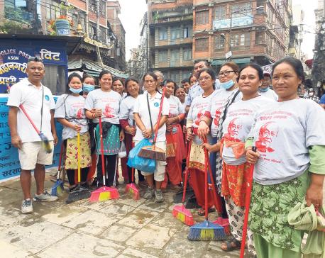Nepal's Cleanup crusaders