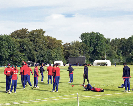 Nepal seeks first win in second ODI against the Netherlands