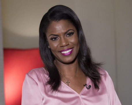 Omarosa memoir sells 34,000 copies during its first week