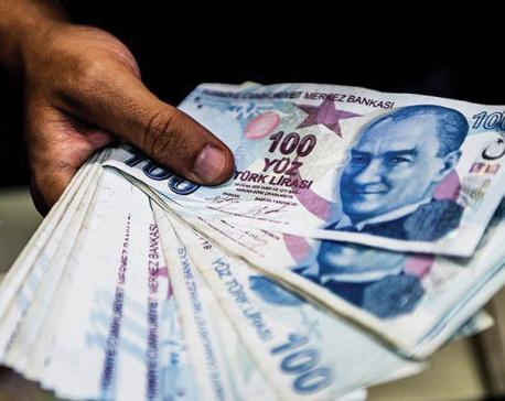 Turkish market timebomb