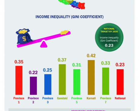 Infographics: Reduce inequality within and among countries