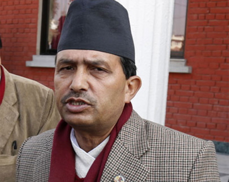 Dhakal appointed new Law Minister