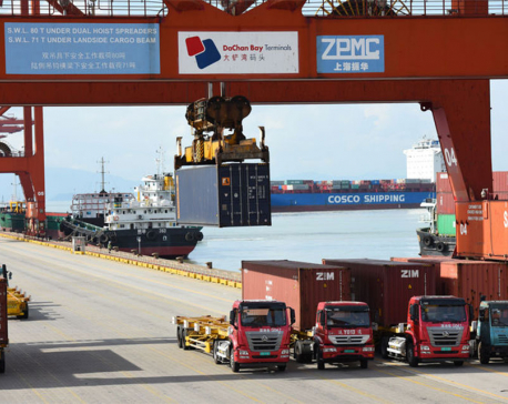 China won't accept U.S. trade 'blackmail': state media