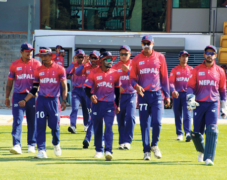 Nepal in improbable qualification scenario after the UAE defeat