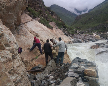 Electricity supply resumes in Dolpa after a month