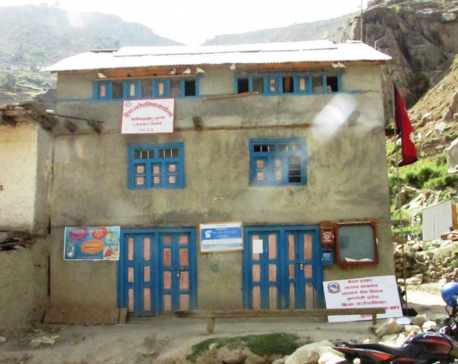 Locals padlock RM's office in Jumla against financial irregularities
