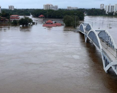 India monsoon floods kills 164 in Kerala