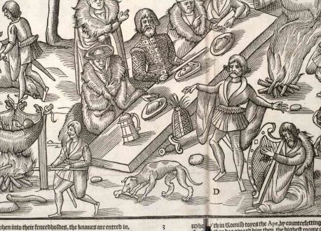 Poets, patrons and homosexuality in medieval Ireland