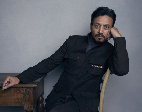 Amid cancer treatment, Irrfan Khan finds new a perspective