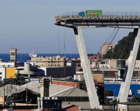 Italy demands 500m euros from broken bridge owner