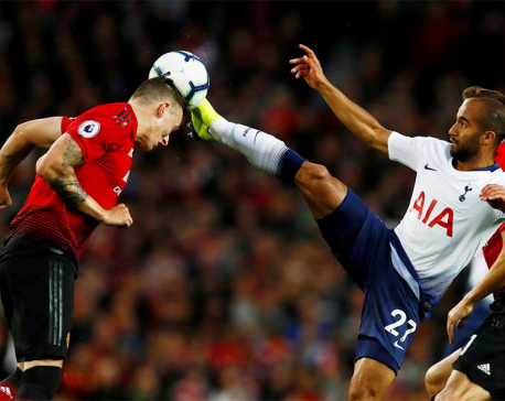 Manchester United troubles intensify as Spurs win 3-0 at Old Trafford