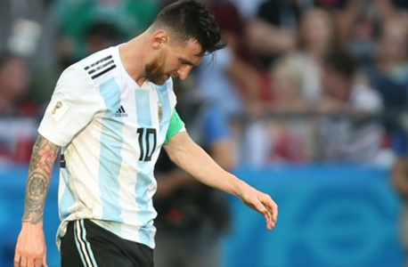 Maradona backs Messi's decision on temporary leave