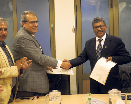MoU signed on 84-km cable car to Muktinath