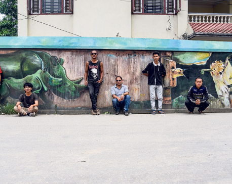 Making meaningful murals