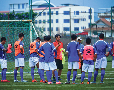 Nepal targets first SAFF C'ship title amid Asian Games second round aspirations