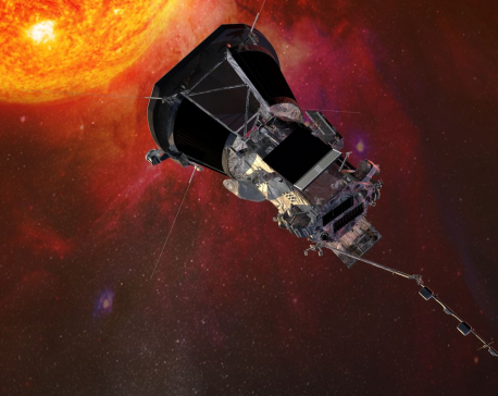 NASA solar probe hits 1st deep-space milestones on its way to the Sun