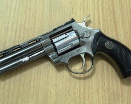 7 held in possession of pistol, bullets