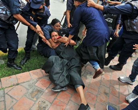 Was the petticoat protest 'petty'?