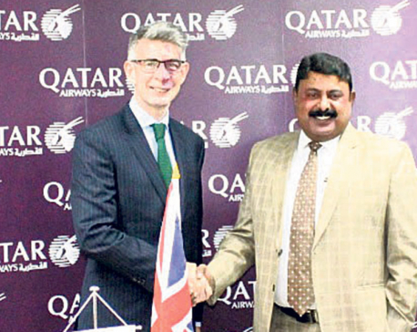 Qatar Airways launches flights to Cardiff, Gatwick