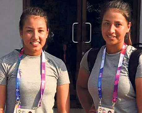 Rana sisters reach quarterfinals at Asian Games; Gaurika disappoints