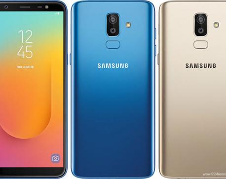 Samsung launches Galaxy J8 in Nepali Market