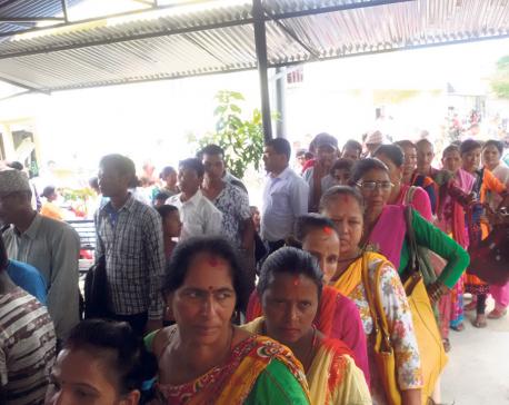 Seti Zonal Hospital overcrowded due to seasonal diseases