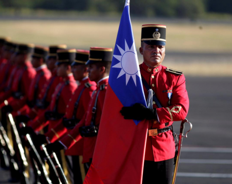 El Salvador breaks diplomatic ties with Taiwan to favor Beijing