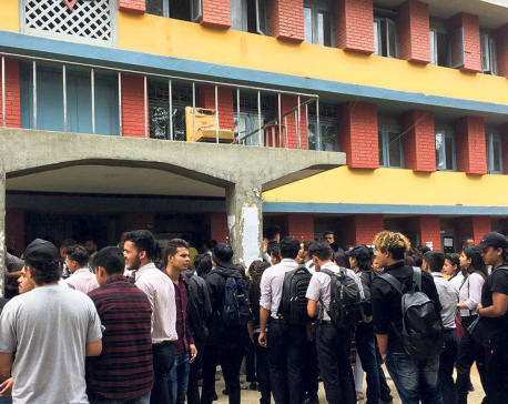 Tri-Chandra, Nepal's first college in dire straits