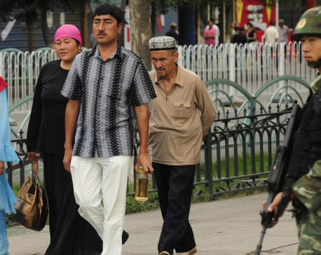 Detention of Uighurs must end, UN tells China