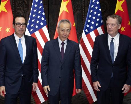 China threatens retaliation for Trump's planned tariff hike