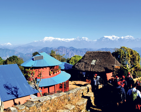 Alluring Tourists to the  Millennium Trekking Trail