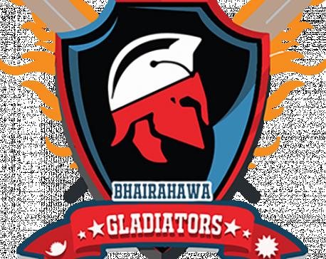 Ravi Inder Singh's ton wins the game for Bhairahawa Gladiators against Pokhara Rhinos