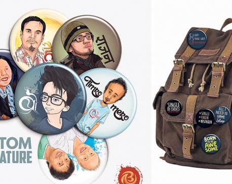 Badges: A way to express
