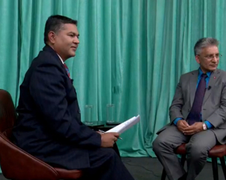 Bureaucracy is not supportive of government: Advisor Rimal (with full interview)