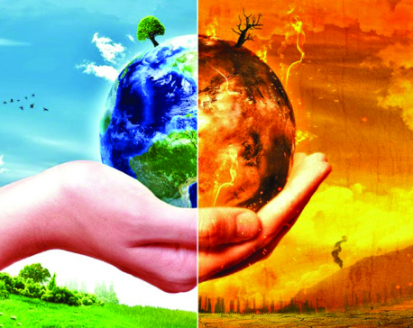 Resolving climate crisis