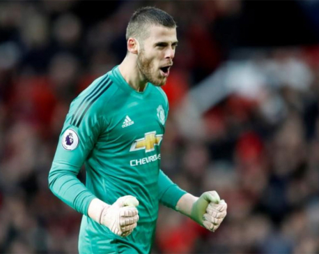 United need old De Gea back for visit to Liverpool