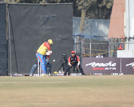 Kushal Malla impresses with ball to power Gladiators to second successive final