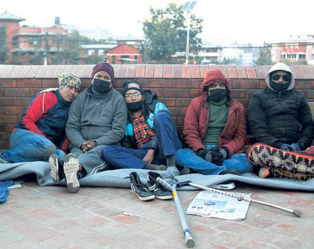Feeling cheated, ex-Maoist combatants wish to die