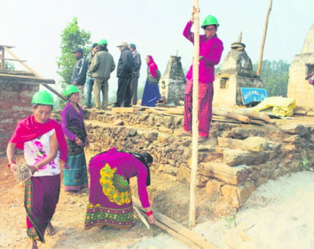 Reviving homestay in Gorkha challenging