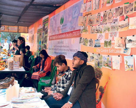 Entrepreneurs promote Nepali tourist destinations in Kolkata