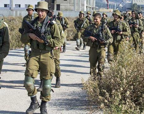 Israel kicks off Op to thwart Hezbollah attack tunnels on Lebanese border - IDF