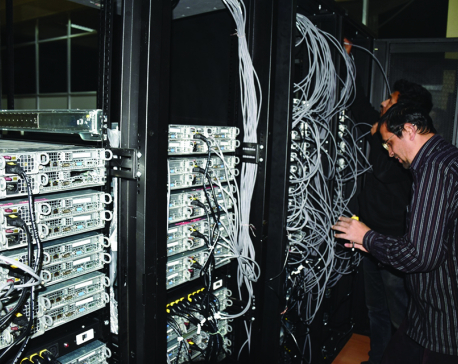 Country's first supercomputer installed at IT Park