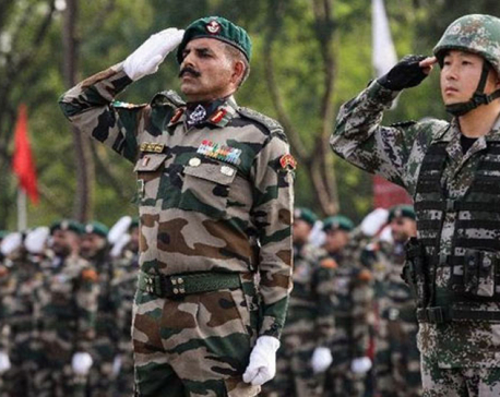 India-China set to resume military drills after one-year hiatus